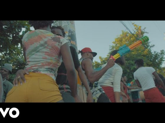 Dancehall In The City Beenie Man – Hot Brain Music Video