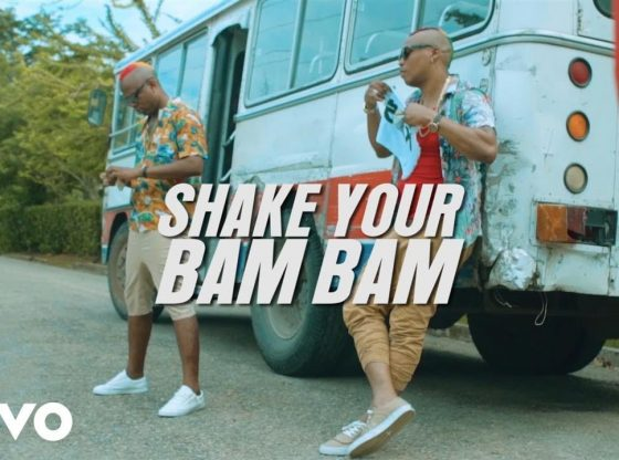 Dancehall in the city RDX Shake Your Bam Bam Music Video