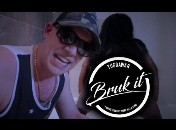 Dancehall In The City Tuggawar Bruk It Love Music Video